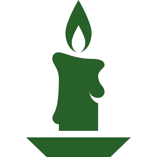 candle-green